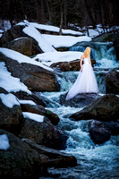 waterfall bride.